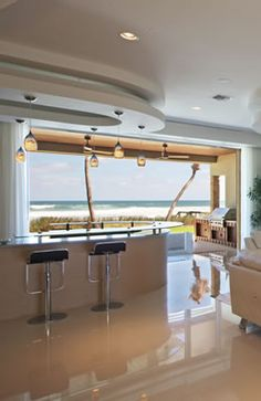 Pennock Point homes feature bright and airy layouts! http://www.waterfront-properties.com/jupiterpennockpoint.php