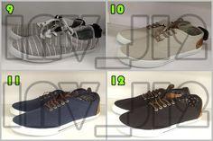 714141cf395 Encuentra Zapatos Caballeros Hombres Casuales Qiloo Vans Quicksilver - Ropa