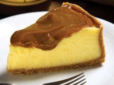 Receita Torta de maracujá com ganache