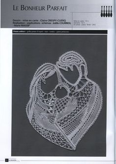 Fotka: Lacemaking, Bobbin Lace, Hobbies And Crafts, Madonna, Album, Pattern, Passion, Ideas, Holy Family