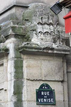 rue de Venise - Paris 4ème