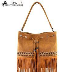 Montana West MW195-8109 Fringe Handbag Free Shipping On All Orders Over $79 #MontanaWest #WesternPurses #unspokenfashion #fashion #onlineshopping #boutique #stylish #trending #clothing #shoes