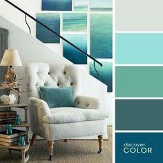 Love this color scheme!