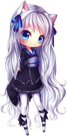 Chibi Neko Girl