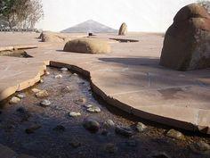 Isamu Noguchi Sculpture Gardens