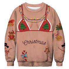 Christmas Head Elf Vice Elf Holiday Crewnecks Couple Sweatshirts