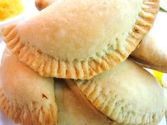 one of my favorite filipino foods - empanadas