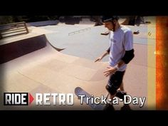Learn a new trick each and every day from top pros. You'll get step-by-step instructions on how to master every trick in skateboarding! Tune in seven days a week to learn something new.    Jump into the vault with Tony Hawk & Kris Markovich : Dropping In