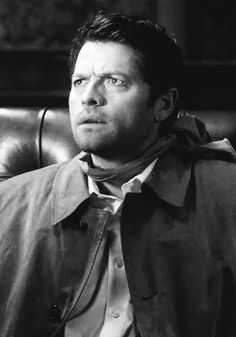 """dahliasheng: """"EXCUSE ME, CW, BUT I CAME HERE FOR A LITTLE MORE THAN 5 SECONDS OF DEMON DEAN/CAS INTERACTION. """""""