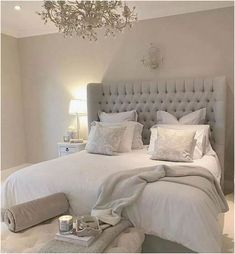 28 popular small master bedroom makeover ideas 4 in 2020 Small Master Bedroom, Master Bedroom Makeover, Master Bedroom Design, Home Decor Bedroom, Bedroom Furniture, Bedroom Ideas, Bedroom Designs, Master Bedrooms, Fall Bedroom