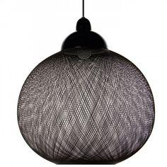 Moooi Non Random Light 48 pendant lamp, black MoooiMoooi - Schwarze wände Pendant Lamp, Pendant Lighting, Moooi Lighting, Interior Lighting, Ceiling Lamp, Ceiling Lights, Tranquil Bedroom, Fresh To Go, Black Pendant Light