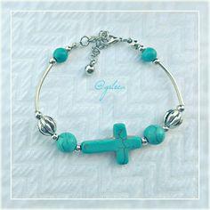 Spotted while shopping on Poshmark: Cross bracelet! #poshmark #fashion #shopping #style #boutique  #Jewelry
