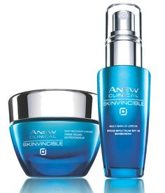 Avon Anew Clinical Skinvincible Multi-Shield Lotion Broad Spectrum SPF 50 helps defend your skin against the visible effects of environmenta. Beauty Giveaway, Home Treatment, Summer Glow, Avon Representative, Clinic, Lotion, Perfume, Personal Care, Skin Care