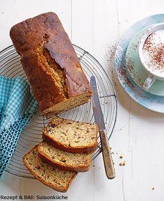 Cake au chocolat et aux pommes Cake Chocolat, Banana Bread, French Toast, Breakfast, Desserts, Recipes, Food, Eat, Cooking Food