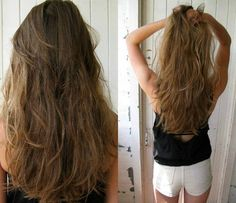 DIY Natural Sexy Beach Waves (No Heat Needed!) Hair Tips And Ideas