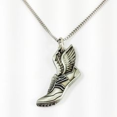Shields of Strength - Ladies Winged Shoe Antique Finish-Phil 4:13, $24.99 (http://www.shieldsofstrength.com/ladies-winged-shoe-antique-finish-phil-4-13/)
