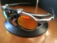 d9890a2221 Details about OAKLEY MADMAN X RAW X-METAL 1 of 150 RARE mars xx romeo