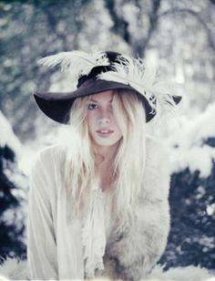 Winter White #NWvintage