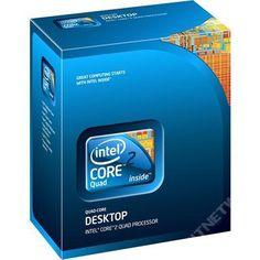 QuadCore Intel Core 2 Quad Q9550 12 MB 4,10Ghz