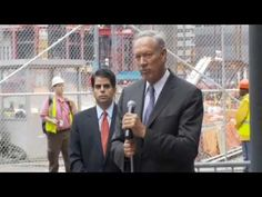 Press Conference from Summer 2010 with George Demos, Republican Congressional candidate, and George Pataki, former New York Governor, to call on the Port Aut. Conference, Greek, America, York, Summer, Greek Language, Summer Recipes, Summer Time, Verano