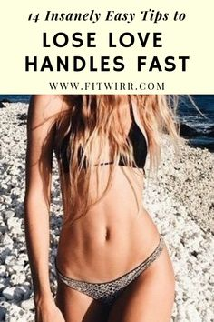 Struggling to lose love handles? Here are 14 insanely easy tips to lose your love handles and melt off your lower abs. Lower Belly Fat, Lower Abs, Flat Belly, Lose Belly, Flat Tummy Workout, Ab Core Workout, Belly Fat Workout, Fast Weight Loss Tips, How To Lose Weight Fast