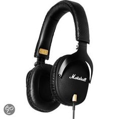 Marshall Monitor - On-ear koptelefoon - Zwart