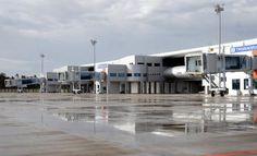 Terminal 3 Airside at Trivandrum International Airport