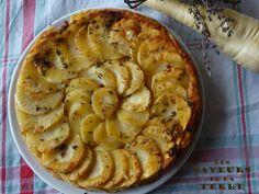 Une recette simple et facile à faire avec un de mes légumes préférés qu'on commence à voir sur les étales du marché (bon, j'en ai tellement de légume préféré aussi :p ) Pour une tarte …