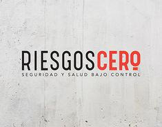 "Check out new work on my @Behance portfolio: ""Riesgos Cero"" http://be.net/gallery/61400465/Riesgos-Cero"