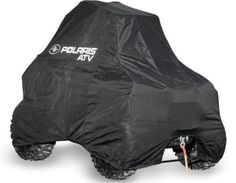 OEM Sportsman Ace Storage Trailer Trailerable Cover by Polaris Black 2880056 Atv Parts, Motor Parts, Atv Attachments, Polaris Atv, Atv Accessories, Black Cover, Wheels And Tires, Oem, All In One