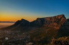 Table Mountain, Where The Heart Is, One And Only, Cape Town, Poet, Wonders Of The World, South Africa, Most Beautiful, Touch