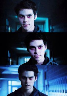 Nogitsune / Dylan's acting is amazing seriously #swoon #sexy #teenwolf