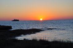 Posta de sol a Formentera