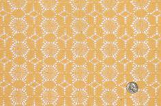 FP22176C Yolk Floral Lace