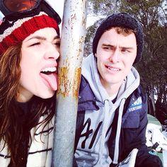 Demi and Alec