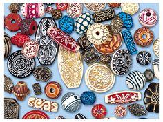Beads From Around the World