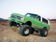 1971 Chevy K5 Blazer
