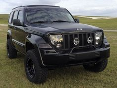 Image result for jeep commander lifted