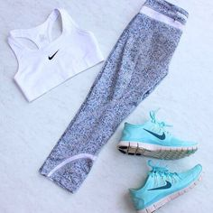 Simple workout outfit