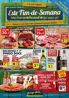 Promoções Pingo Doce - Antevisão Folheto Fim de Semana 1 a 6 junho - http://parapoupar.com/promocoes-pingo-doce-antevisao-folheto-fim-de-semana-1-a-6-junho/