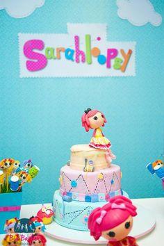 Lalaloopsy partido com muitas idéias realmente bonito através de idéias do partido de Kara   KarasPartyIdeas.com # # SewingParty LalaloopsyDollParty # party # Idéias # Fontes (19)