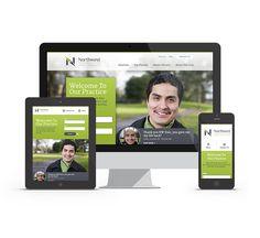 Responsive Web Design | Northwest Hair Restoration | http://www.hairreplacementsurgeon.com