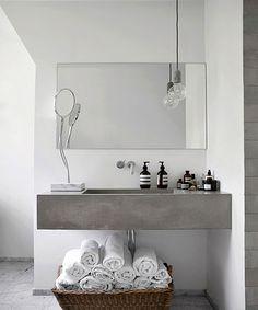 Déco: Idées de rangement pour mini salle de bains | Femmes du Maroc
