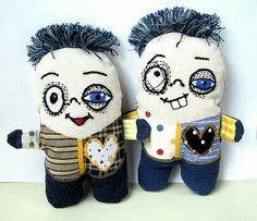 Attitude dolls 6 and 7