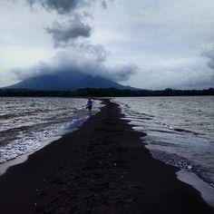 Punta Jesus Maria, Ometepe Island, Nicaragua by @professionalsabbatical, via Nicaragua Dispatch