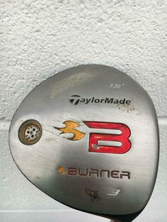 TaylorMade Burner 2009  #3 Fairway Wood, R H~RE AX REGULAR  FLEX GRAPHITE SHAFT~ #TaylorMade Ladera Ranch, Taylormade, Graphite, Golf Clubs, Wood, Ebay, Graffiti, Woodwind Instrument, Timber Wood