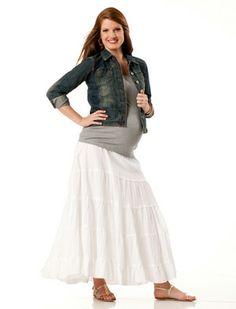 Google Image Result for http://cdn.blogs.sheknows.com/pregnancyfashion.sheknows.com/2011/03/long-maternity-skirt-motherhood.jpg