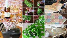 10+ Amazing Ideas to Reuse Leftover Holiday Wrapping Paper