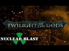 BLIND GUARDIAN - Twilight of The Gods (OFFICIAL LYRIC VIDEO)  New album is killer!
