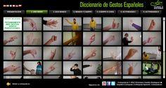 Diccionario de gestos españoles